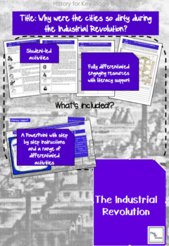 L4 'Why were the cities so dirty during the industrial Revolution?'