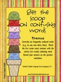 L.4.1 Fourth Grade Common Core Worksheets, Activity, and Poster