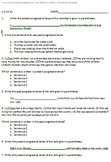 L.4.1b - Progressive Verb Tense assessments and practice