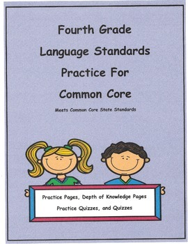 L4.1c & L4.1d Modal Auxiliaries  Order Adjectives For 4th Grade With Quizzes