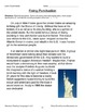 L.4.2 Fourth Grade Common Core Worksheets, Activity, and Poster