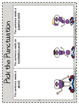 L.4.3 Fourth Grade Common Core Worksheets, Activity, and Poster
