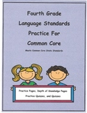 L4.5a Similes and Metaphors  Idioms Practice Pages and Quizzes for 4th Grade