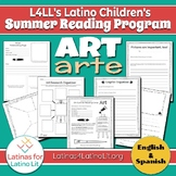 L4LL Summer Reading Program Week 1: Art/Arte