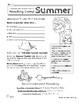 L4LL Summer Reading Program Week 10: Summer/Verano