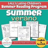L4LL Summer Reading Program Week 10: Summer/Verano