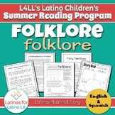 L4LL Summer Reading Program Week 3: Folklore/Folclore