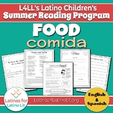 L4LL Summer Reading Program Week 4: Food/Comida