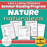 L4LL Summer Reading Program Week 7: Nature / Naturaleza