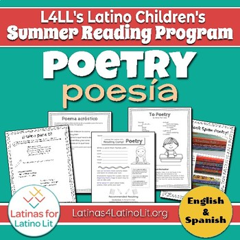 L4LL Summer Reading Program Week 8: Poetry/Poesía