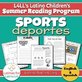 L4LL Summer Reading Program Week 9: Sports/Deportes