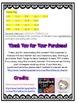 L.5.2 - Capitalization Test (5th Grade CCSS Aligned)