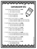 Capitalization Test (CCSS Aligned)