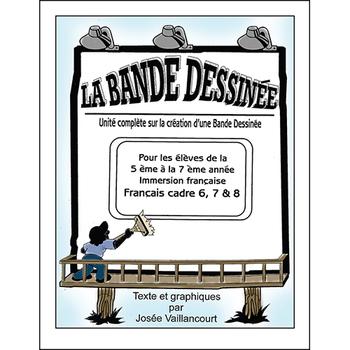 LA BANDE DESSINÉE Gr. 5-7