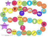 LA Board Game - blends, bossy e, and vowel combinations
