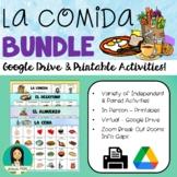 LA COMIDA - Spanish Food *** BUNDLE ***