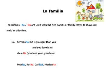 LA FAMILIA.