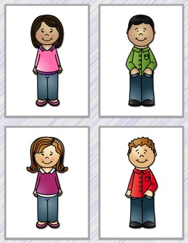 LA FAMILIA- INTERACTIVE NOTEBOOK, POSTERS AND FLASHCARDS