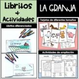ANIMALES DE LA GRANJA Libritos + Actividades/FARM ANIMALS Mini books +Activities