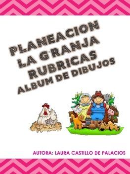 LA GRANJA / THE FARM  PLAN