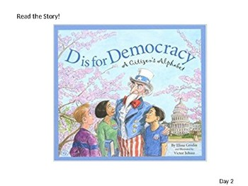 LA Guidebook-First Grade- Duck for President lesson 4