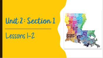 LA Guidebooks 2.0: Unit 2-LA Purchase: Section 1 (Lessons 1 & 2)