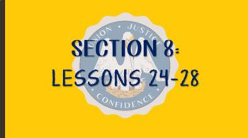 LA Guidebooks 2.0: Unit 2-LA Purchase: Section 8 (Lessons 24-28)