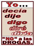A~SPANISH~Z~FREE~LA HISTORIA DE LAS DROGAS EN MI VIDA verb tense awareness