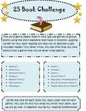 LA Pack-Literature Circles, Reading Log, Genre Reading Challenge