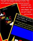 LA RASPA - Mexican Dance Song - SMARTBOARD - 16 pages of music & culture