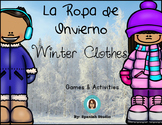 Clothes in Spanish (Winter)