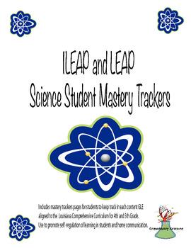 LA Science Mastery Trackers 4th-5th