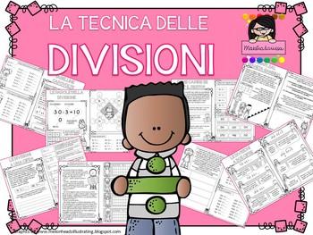 LA TECNICA DELLE DIVISIONI