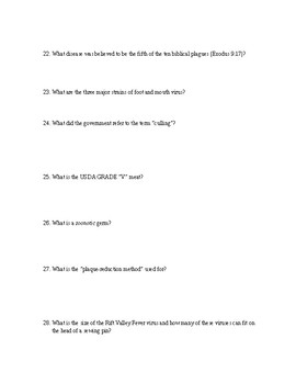 LAB 257 Book Questions