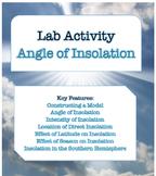 LAB - Angle of Insolation