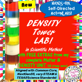 Density Tower LAB!  w/FREE extras from new Matter & DENSIT