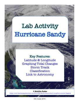 LAB - Hurricane Sandy Tracking (w/ PowerPoint)