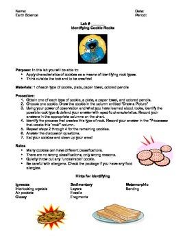 LAB - Identifying Cookie Rocks