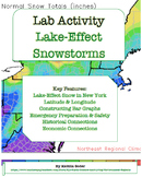 LAB - Lake Effect Snowfall in New York