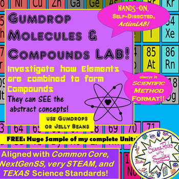 Making Gumdrop Molecules for COMPOUNDS