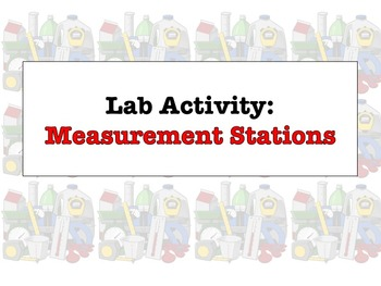 LAB - Measurement Stations