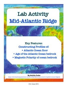 LAB - Mid-Atlantic Ridge (w/ PowerPoint)