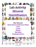 LAB - Mineral Identification (WITH POWERPOINT)