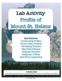 LAB - Profile of Mount St. Helens (w/ PowerPoint!)