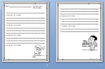 LAB SAFETY Task Cards for Middle and High School Biology Life Science Chemistry