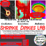 LAB Shrinky Dinkies-Thermal Energy Transfer & Physical vs Chemical Changes +more
