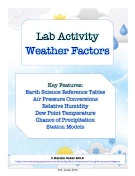 LAB - Weather Factors