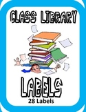 LABELS: CLASS LIBRARY