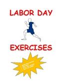 LABOR DAY EXERCISES