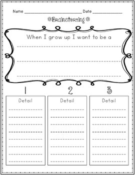 LABOR DAY LITERACY MINI UNIT DECODABLE BOOK WRITING ACTIVITY AND CLOZE READING